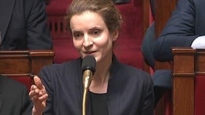 """Nathalie Kosciusko-Morizet a dénoncé les propos d'""""une autre époque"""" tenus par Jean-Luc Mélenchon à l'égard de Pierre Moscovici."""