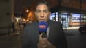 Hassen Hammou, l'un des quatre Français qui ont interrogé François Hollande jeudi soir en direct à la télévision.