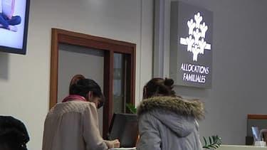 Comme ici à la CAF de Toulouse, les parents isolés pourront solliciter la caisse dont ils dépendent pour pallier les pensions alimentaires non-payées.
