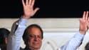 L'ex-Premier ministre pakistanais Nawaz Sharif