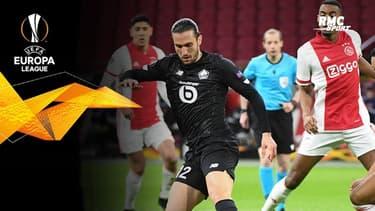 """Ligue Europa : """"Lille ne mérite pas sa défaite à l'Ajax"""", Rothen salue le parcours des Dogues"""