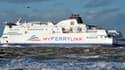 Les marins de MyFerryLink pourraient recommencer à bloquer le port de Calais.