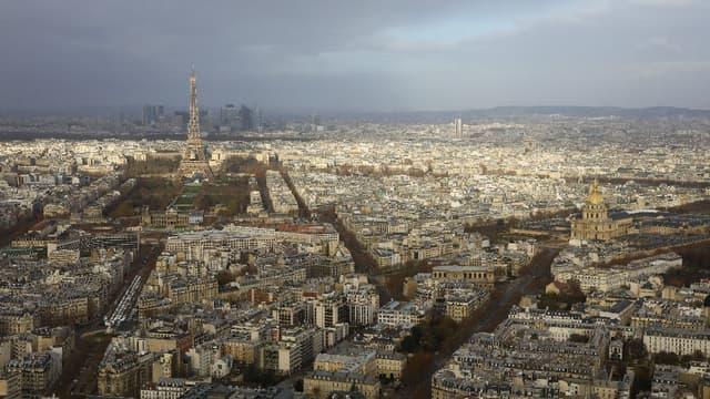 Les prix immobiliers progressent toujours à Paris.