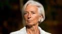 """Christine Lagarde veut que Kiev tienne """"ses engagements"""" vis-à-vis du FMI."""