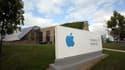 Les locaux d'Apple à Cork, en Irlande.
