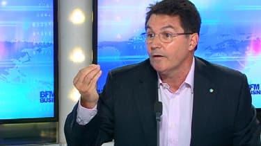 Olivier Roussat, le PDG de Bouygues Telecom, était l'invité de Stéphane Soumier dans Good Morning Business ce 12 juin.