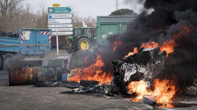 Les 31 janvier et 7 février 2018, les agriculteurs ont paralysé le périphérique toulousain avec leurs tracteurs, pour protester contre le redécoupage des zones défavorisées.