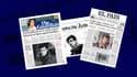 L'acteur français s'est retrouvé sur la Une de plusieurs journaux étrangers au lendemain de sa mort