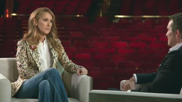 L'interview de Céline Dion sur M6, par Stéphane Roternberg, le 24 mai.