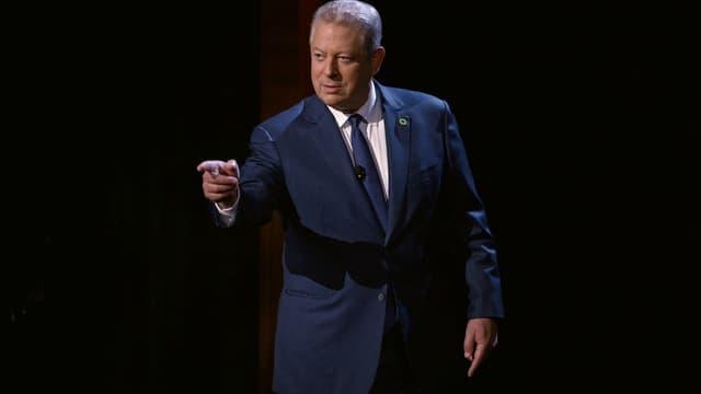 """Al Gore dans """"Une suite qui dérange: le temps de l'action"""""""