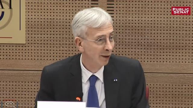 Didier Lallement, le préfet de police de Paris.