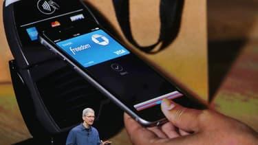 L'Apple Pay a été dévoilé mardi 9 septembre.