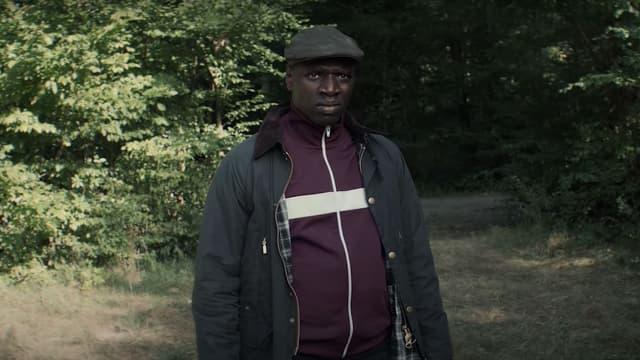 """Omar Sy dans """"Lupin, dans l'ombre d'Arsène"""""""