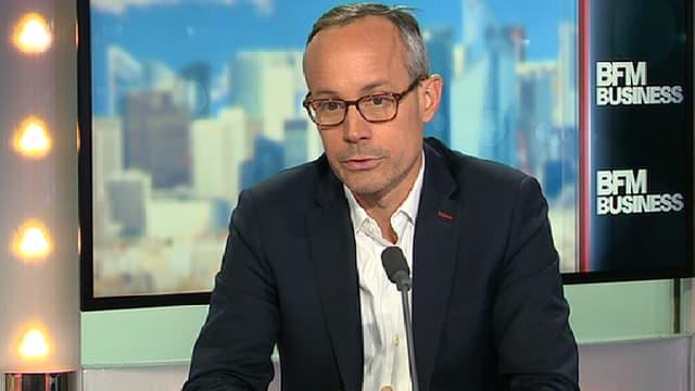 Romain Voog, le président d'Amazon France, était l'invité d'Hedwige Chevrillon ce jeudi 18 décembre.