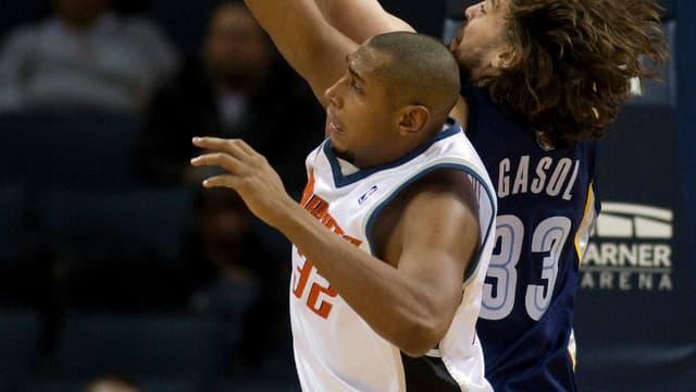 Boris Diaw des Charlotte Bobcats