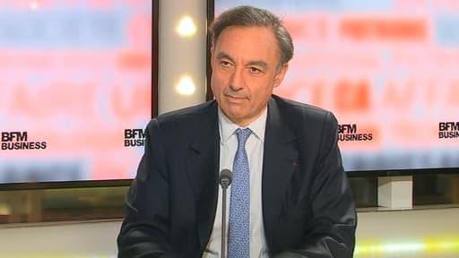 Bernard Spitz était l'invité de BFM Business, ce jeudi 30 janvier.