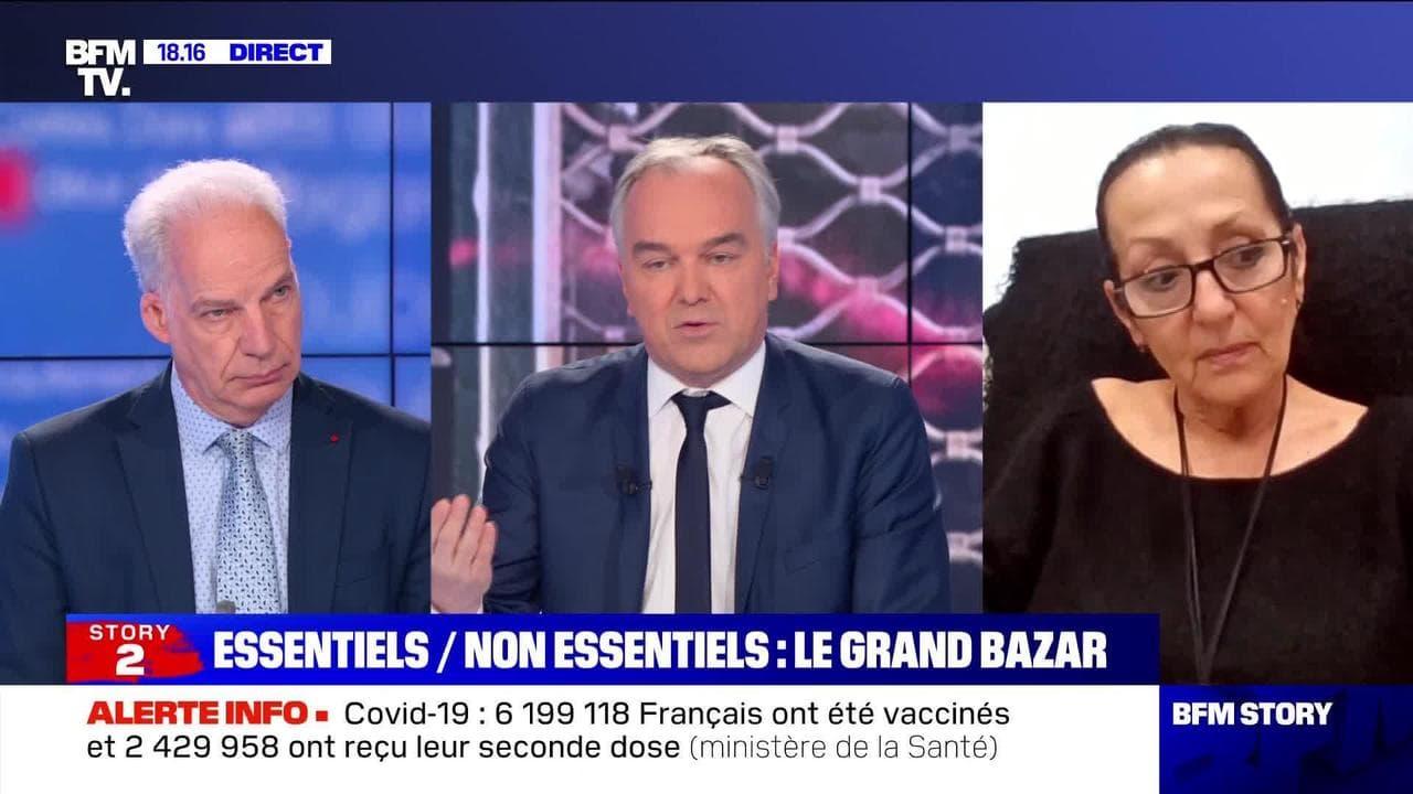 Story 4 : Commerces essentiels ou non essentiels, le grand bazar - 22/03