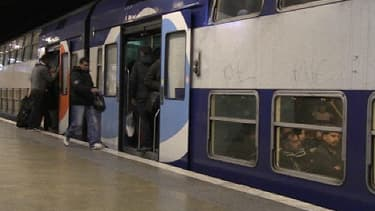 La ligne D est la plus longue et la moins ponctuelle du réseau Transilien.