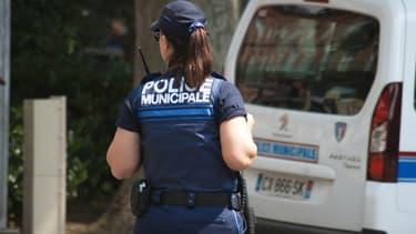 Agent de police municipale. (Photo d'illustration)
