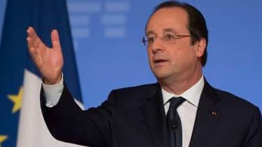 François Hollande a rendez-vous avec les entrepreneurs et les syndicats, ce mardi 21 janvier.