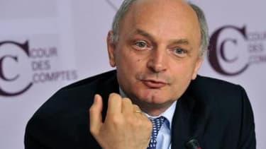 Didier Migaud est un ancien membre du Parti socialiste, et préside aujourd'hui la Cour des comptes.