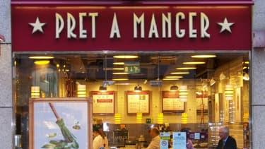 Prêt A Manger possède 4 points de vente en France, qui ont dû s'adapter au mode de consommation local.