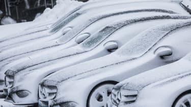 Quelques conseils pour que votre voiture passe sans encombres la vague de froid attendue cette semaine sur la France.