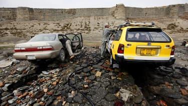 """Les deux journalistes français ont été enlevés sur une route près de Kaboul en compagnie de leur traducteur, de leur """"fixeur"""" (celui qui organise les rendez-vous) et de leur chauffeur."""