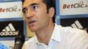 Christophe Baudot était à l'OM depuis 2007.