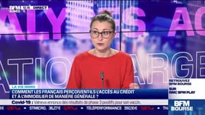 Marie Coeurderoy: Comment les Français perçoivent-ils l'accès au crédit et à l'immobilier en général ? - 18/10