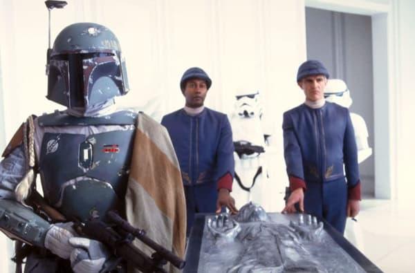 Boba Fett dans L'Empire contre-attaque