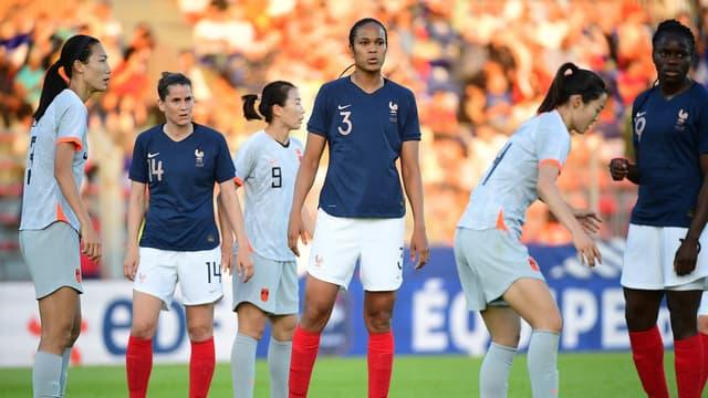 La France face à la Chine en match de préparation à la Coupe du monde