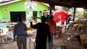 Al Chabaab a revendiqué les deux attentats qui ont fait 74 morts dans le restaurant (photo) et le club de sport de Kampala où était retransmise la finale de la Coupe du monde de football. Le groupe islamiste somalien menace de récidiver si l'Ouganda maint