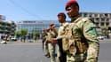 Les forces de sécurité irakiennes à Bagdad, le 4 août. (photo d'illustration)
