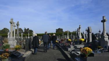 Les pompes funèbres ont échangés deux corps par erreur, ce lundi, à Marseille. (Photo d'illustration)