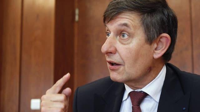 Jean-Pierre Jouyet, président de la BPI