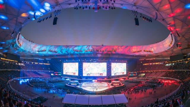Les championnats de esport ont rassemblé ce week-end 40.000 personnes dans le stade olympique de Pékin et quelques dizaines de millions de spectateurs en ligne. Un succès qui semble intéresser le CIO.