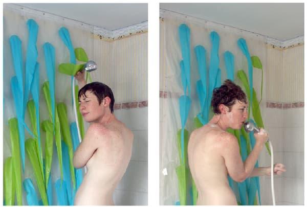 Si vous traînez trop longtemps sous votre douche ...