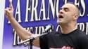Serge Ayoub, leader des Jeunesses nationalistes révolutionnaires (JNR)
