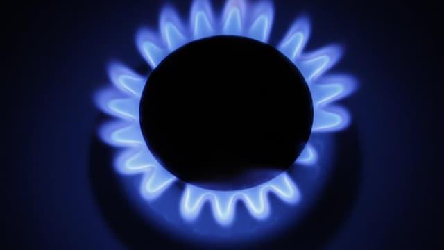 La Commission de régulation de l'énergie estime que la hausse de 2% des tarifs du gaz pour les ménages en France est insuffisante et aurait dû atteindre 6,1% pour couvrir les coûts de GDF Suez. /Photo d'archives/REUTERS/Gleb Garanich