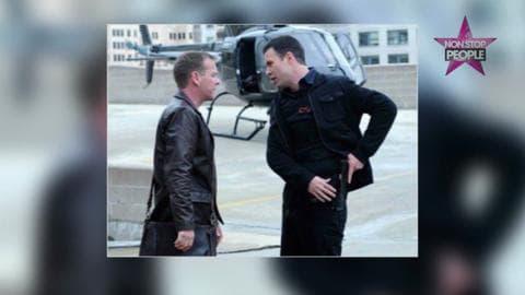 """Kiefer Sutherland alias Jack Bauer serait """" l'acteur le moins professionnel au monde"""""""