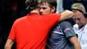 Roger Federer et Stanislas Wawrinka