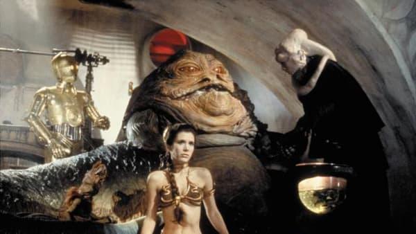 """Image extraite du """"Retour du Jedi"""""""