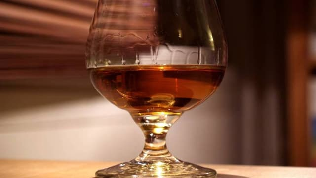 Les ventes de cognac à l'étranger ont bien progressé
