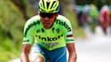 Alberto Contador (Tinkoff) premier leader du Critérium du Dauphiné.