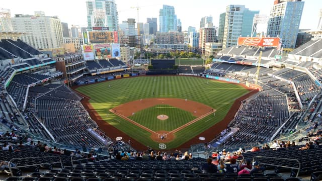 Petco Park, le stade des San Diego Padres