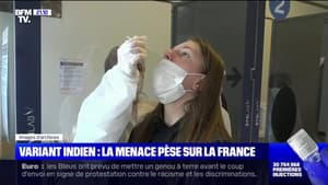 Variant Delta: malgré les rares cas, la menace pèse sur la France