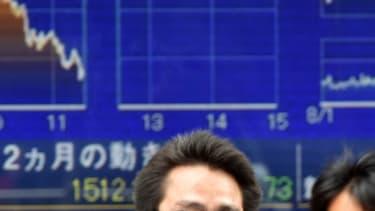 Un actif japonais sur cinq risque la mort par surmenage.