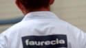 L'équipementier automobile Faurecia va supprimer 185 postes sur 450 dans son usine Sielest de Pulversheim (Haut-Rhin) qui produit des sièges en juste à temps pour l'usine PSA Peugeot-Citroën de Mulhouse. /Photo d'archives/REUTERS