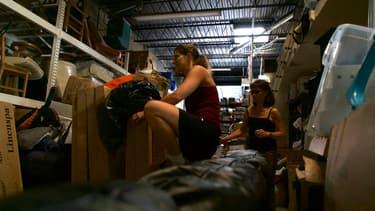 Aux Etats-Unis, des logements aménagés du sol au plafond pour les Afghans évacués
